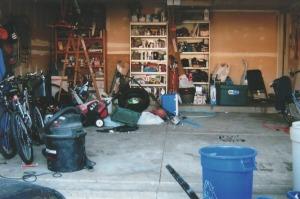 AAE garage b4 n after-1