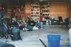 AAE garage b4 n after-1