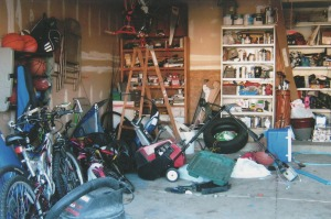 AAE garage b4 n after